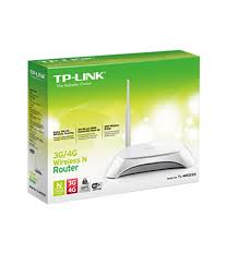 TP-Link TL-MR3220 Router 3G/4G Wireless N 150Mbps 5dBi