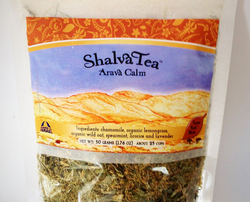 Arava Calm, Loose-Leaf
