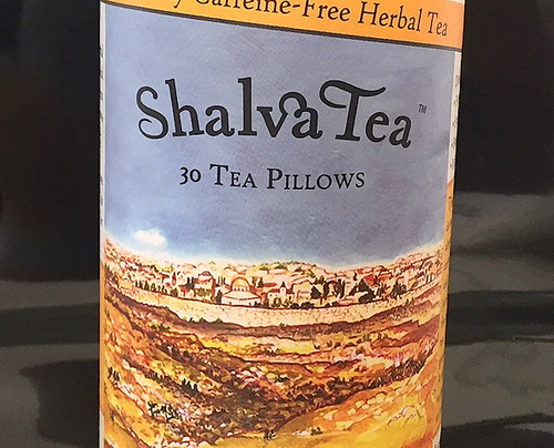 Jerusalem Harmony, Tins with 30 Tea Pillows