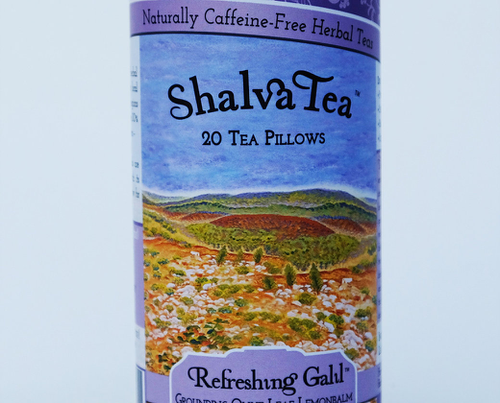 Refreshing Galil, Tins with 20 Tea Pillows