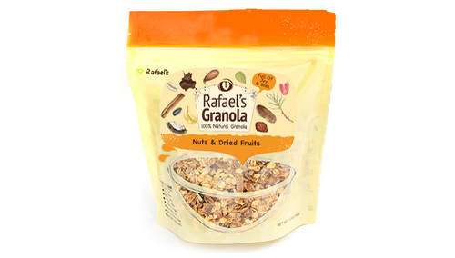 granola  fruit