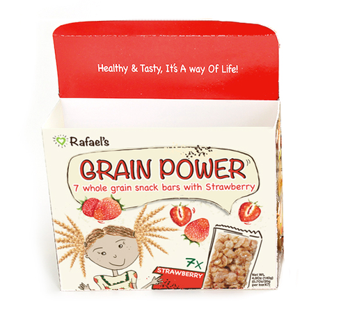 grain power srawberry