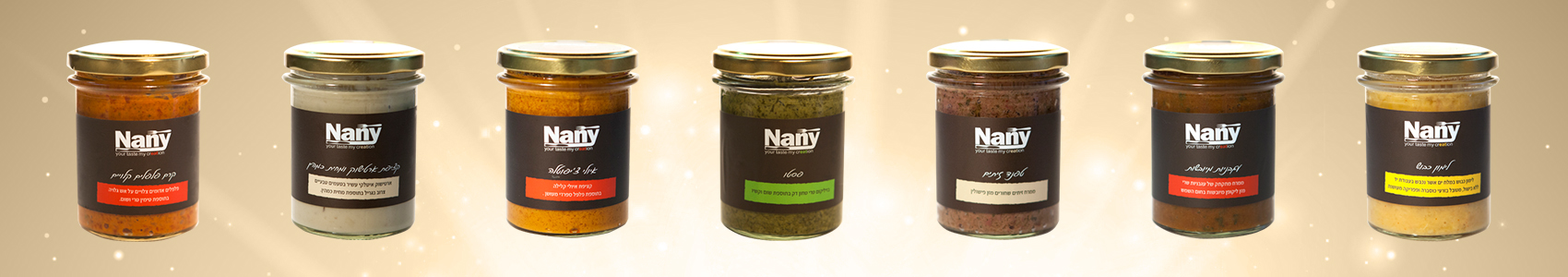 Nany - your taste our creation